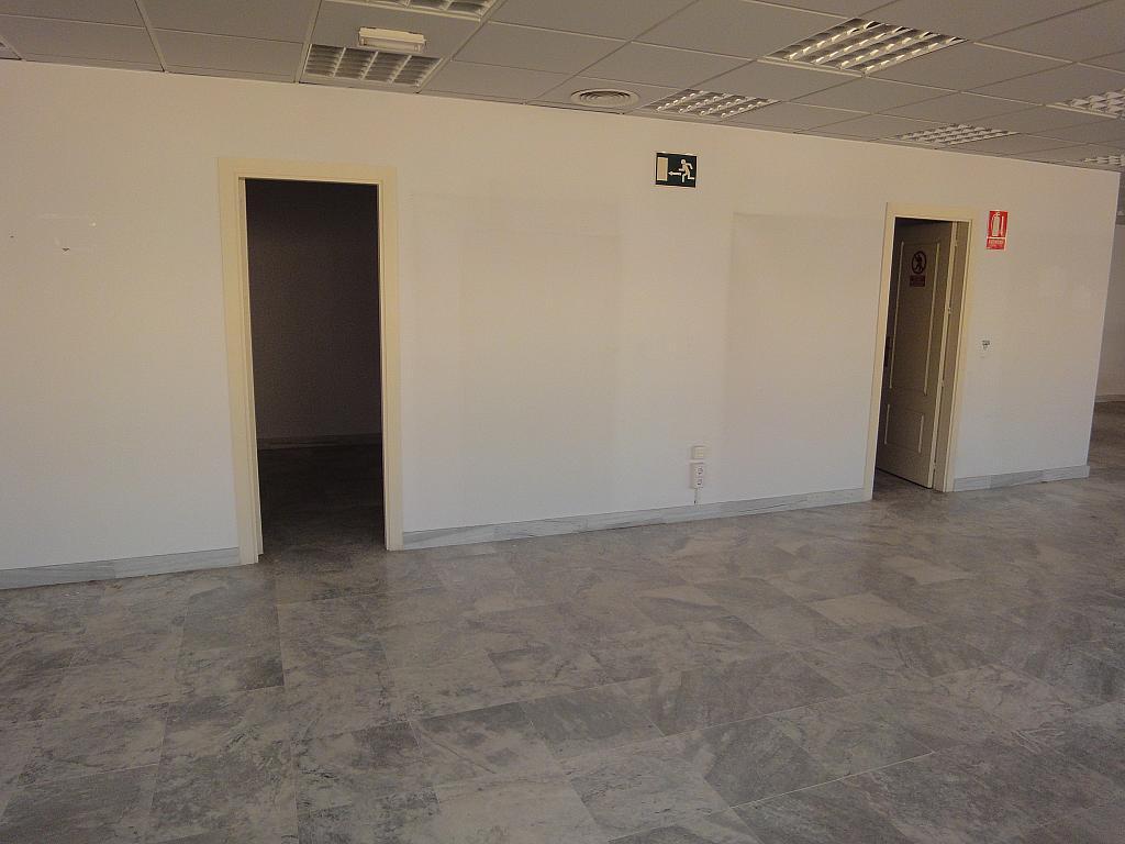 Detalles - Oficina en alquiler en Nervión en Sevilla - 289811808