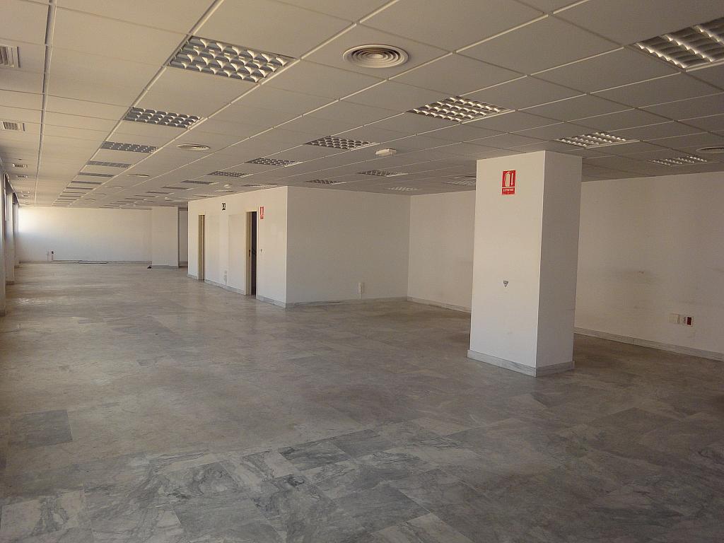 Detalles - Oficina en alquiler en Nervión en Sevilla - 289811809