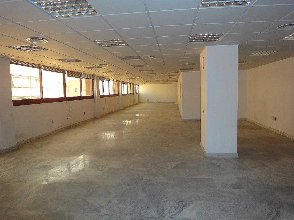 Detalles - Oficina en alquiler en Nervión en Sevilla - 289811811