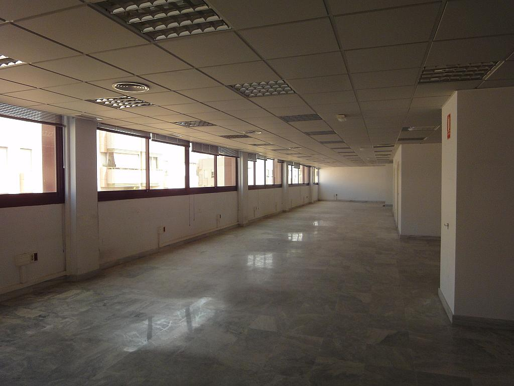 Detalles - Oficina en alquiler en Nervión en Sevilla - 289811814