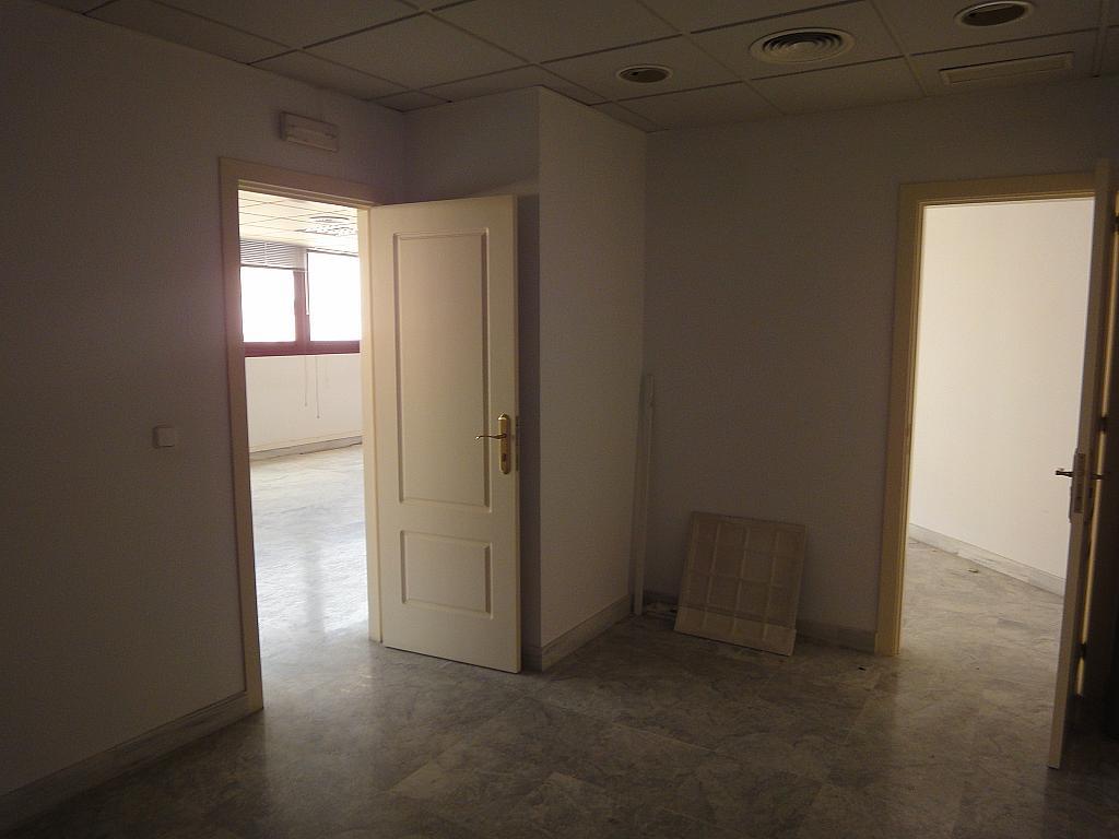 Detalles - Oficina en alquiler en Nervión en Sevilla - 289811817