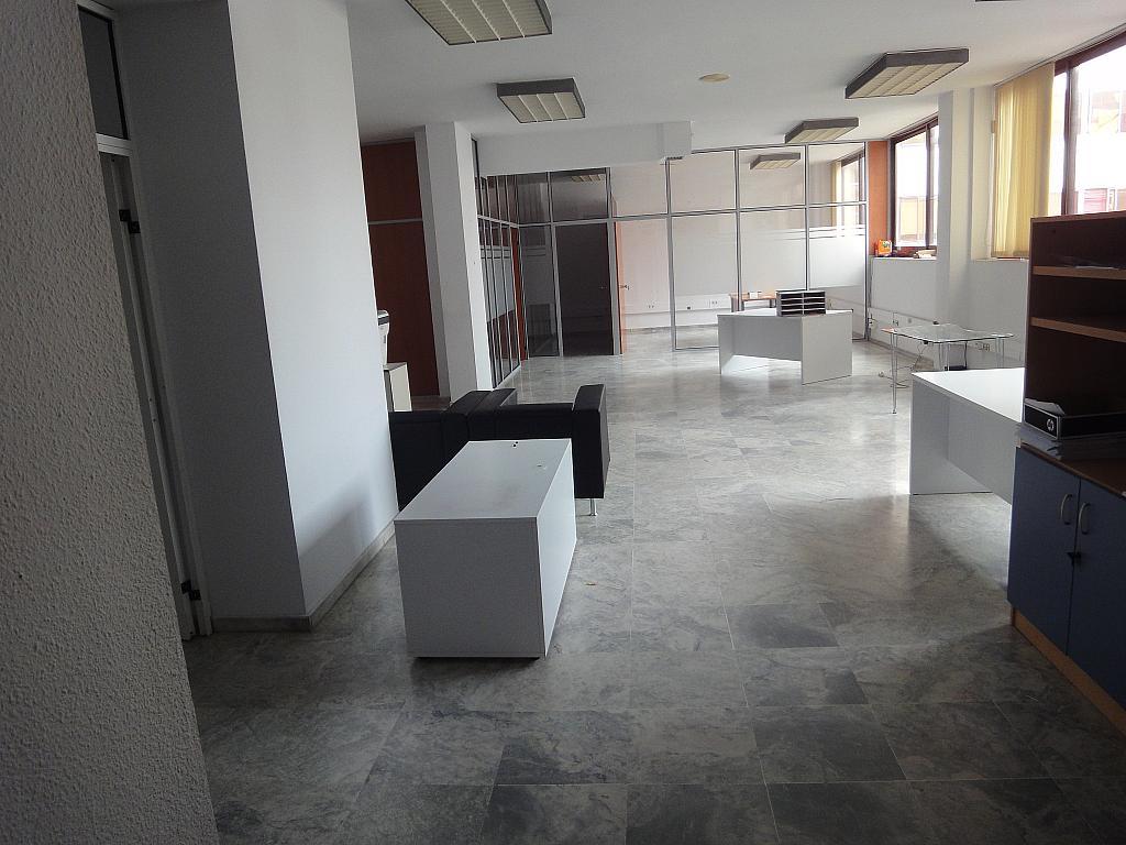 Detalles - Oficina en alquiler en Nervión en Sevilla - 290673811