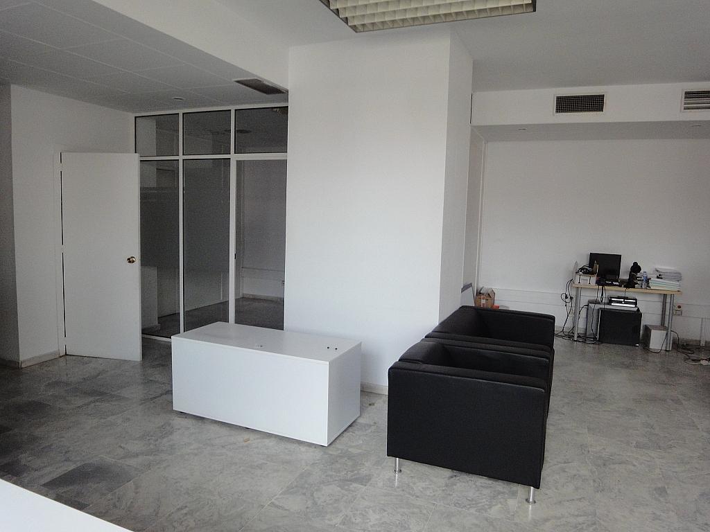 Detalles - Oficina en alquiler en Nervión en Sevilla - 290673960