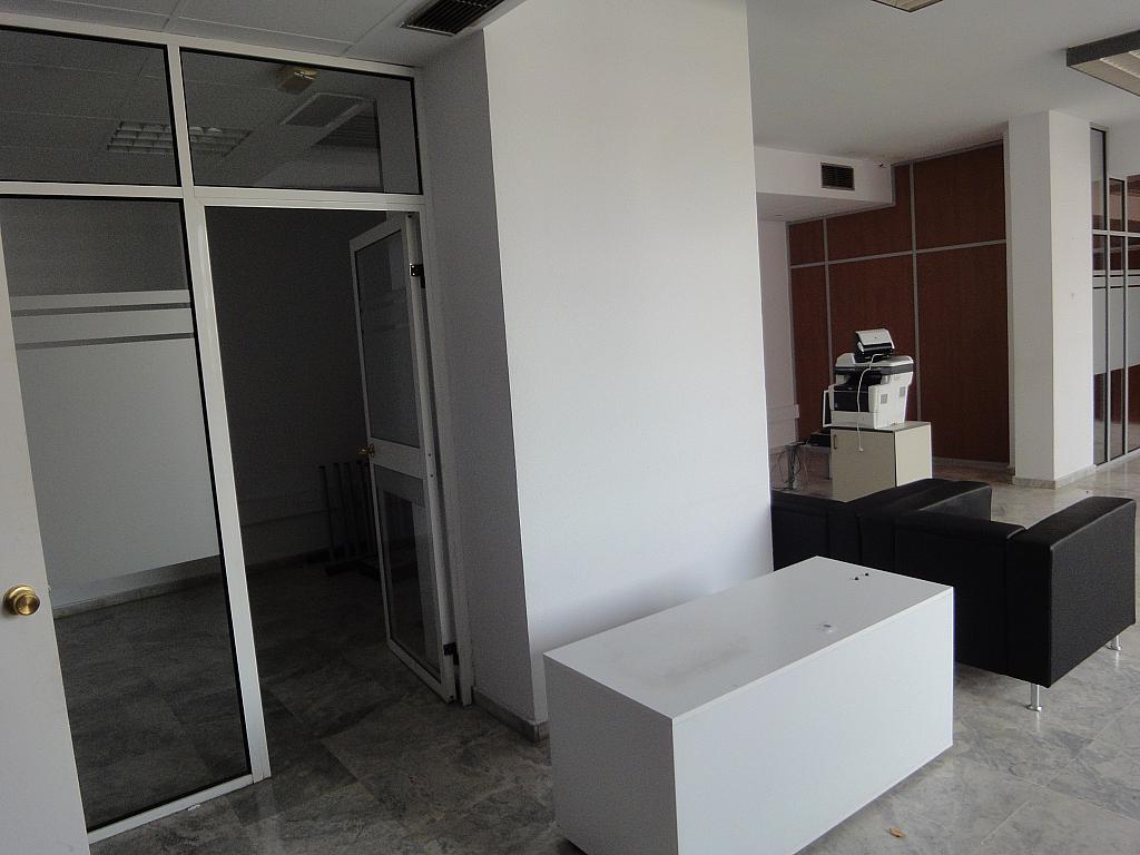 Detalles - Oficina en alquiler en Nervión en Sevilla - 290674003