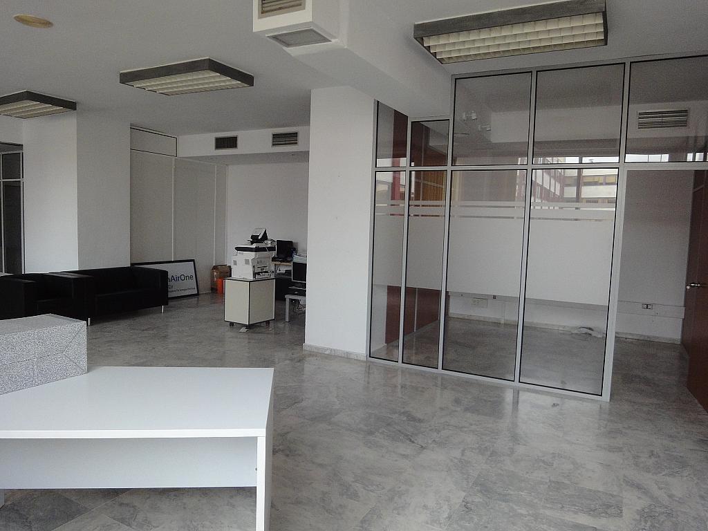 Detalles - Oficina en alquiler en Nervión en Sevilla - 290674014
