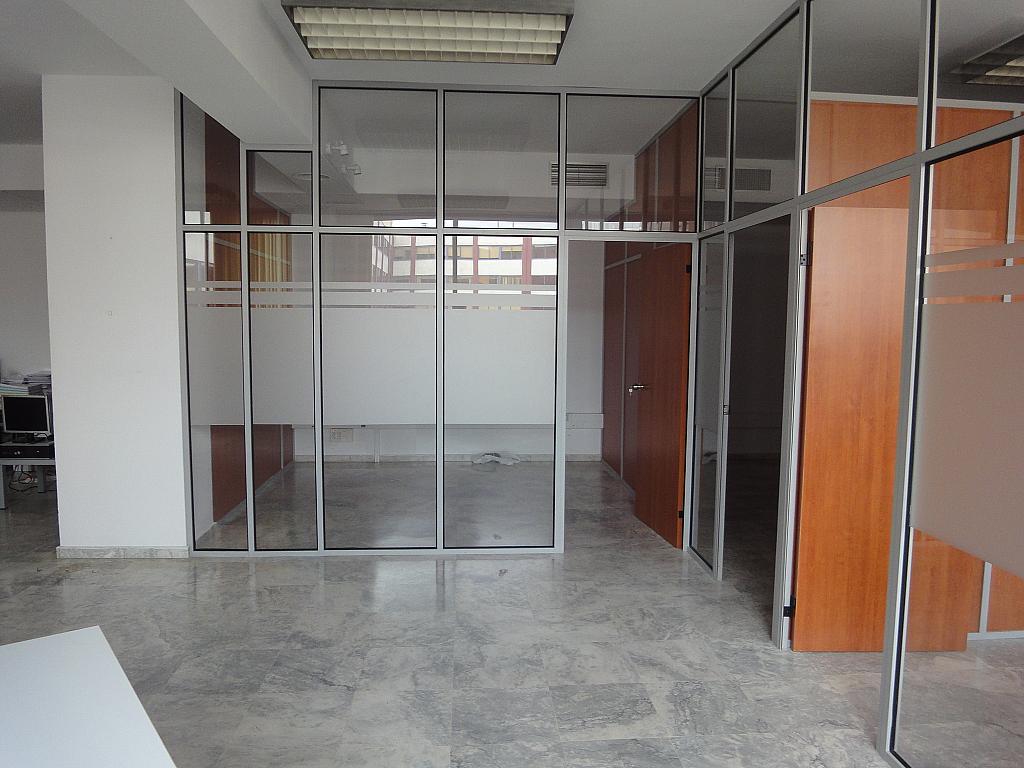 Detalles - Oficina en alquiler en Nervión en Sevilla - 290674019