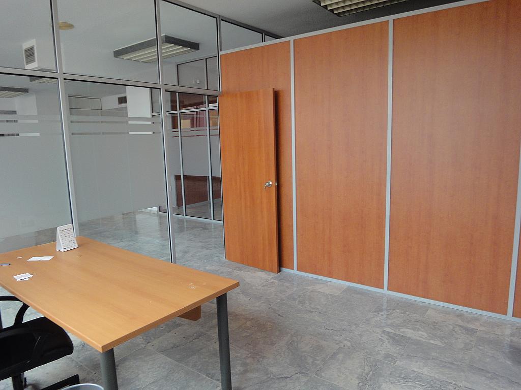 Detalles - Oficina en alquiler en Nervión en Sevilla - 290674022