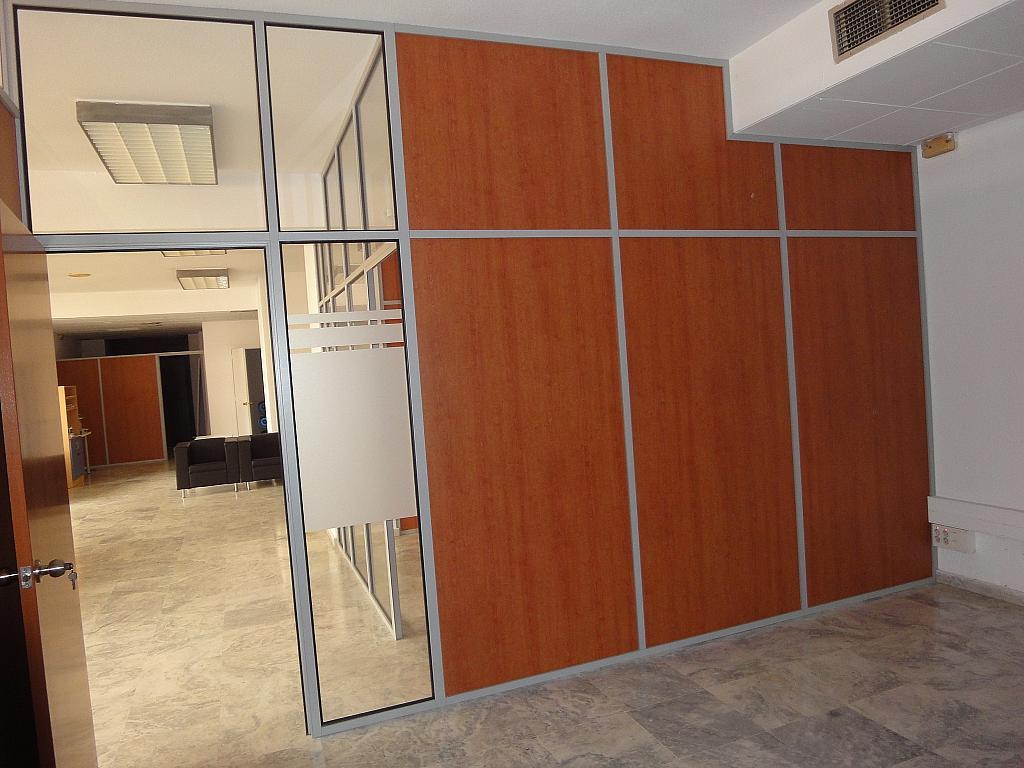 Detalles - Oficina en alquiler en Nervión en Sevilla - 290674036
