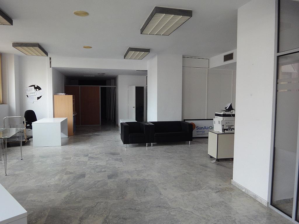 Detalles - Oficina en alquiler en Nervión en Sevilla - 290674084