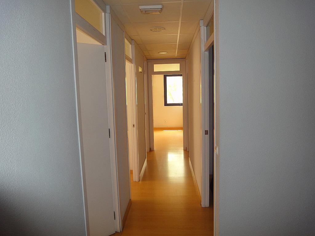 Detalles - Oficina en alquiler en Nervión en Sevilla - 291462404