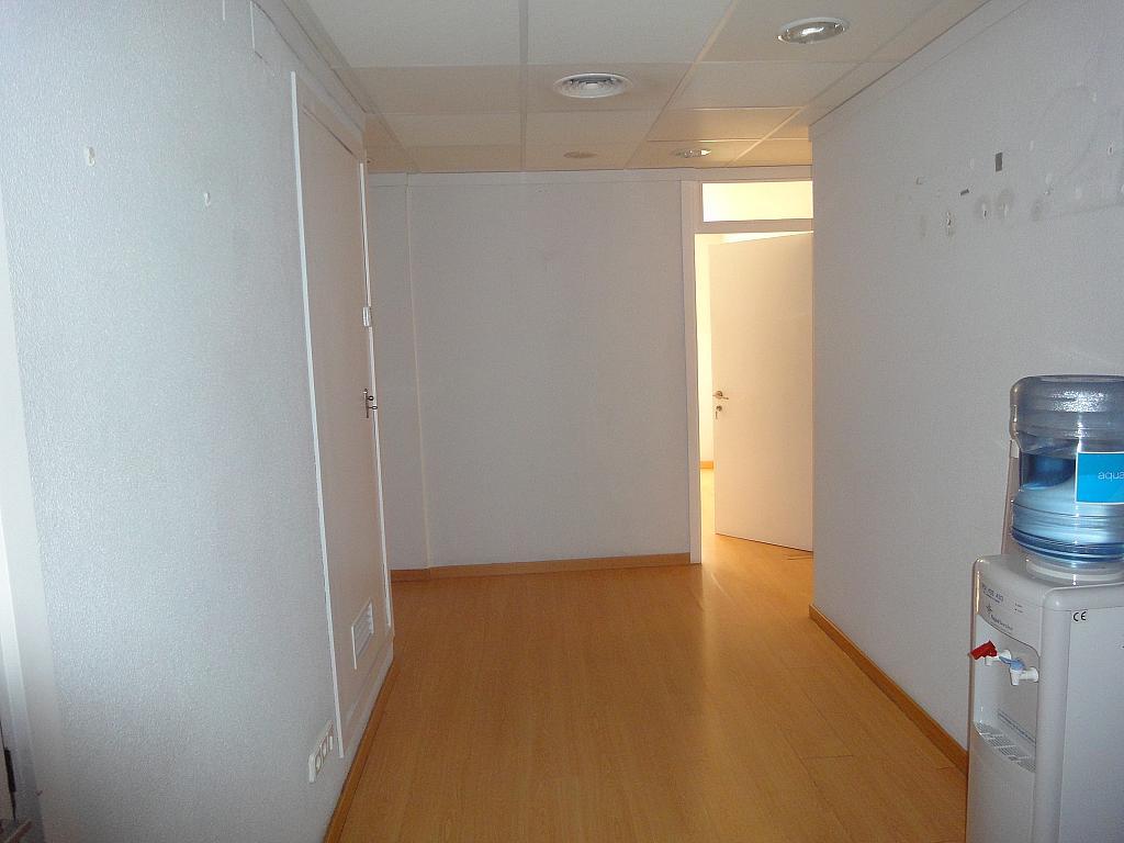 Detalles - Oficina en alquiler en Nervión en Sevilla - 291462422