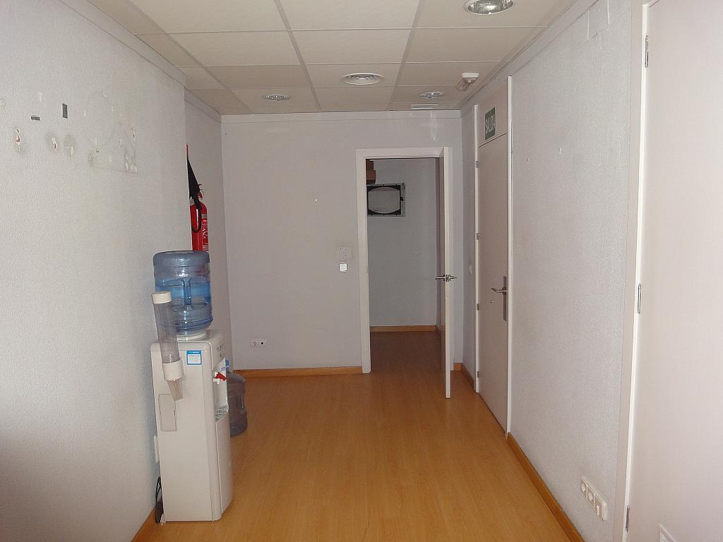 Detalles - Oficina en alquiler en Nervión en Sevilla - 291462425