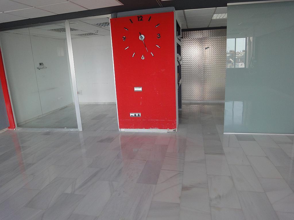 Detalles - Oficina en alquiler en Nervión en Sevilla - 290710052