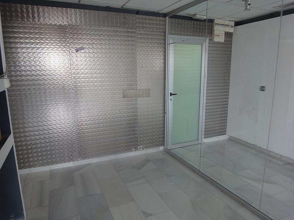 Detalles - Oficina en alquiler en Nervión en Sevilla - 290712002