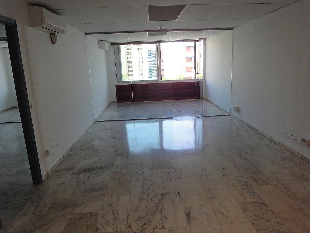 Detalles - Oficina en alquiler en Nervión en Sevilla - 296580234