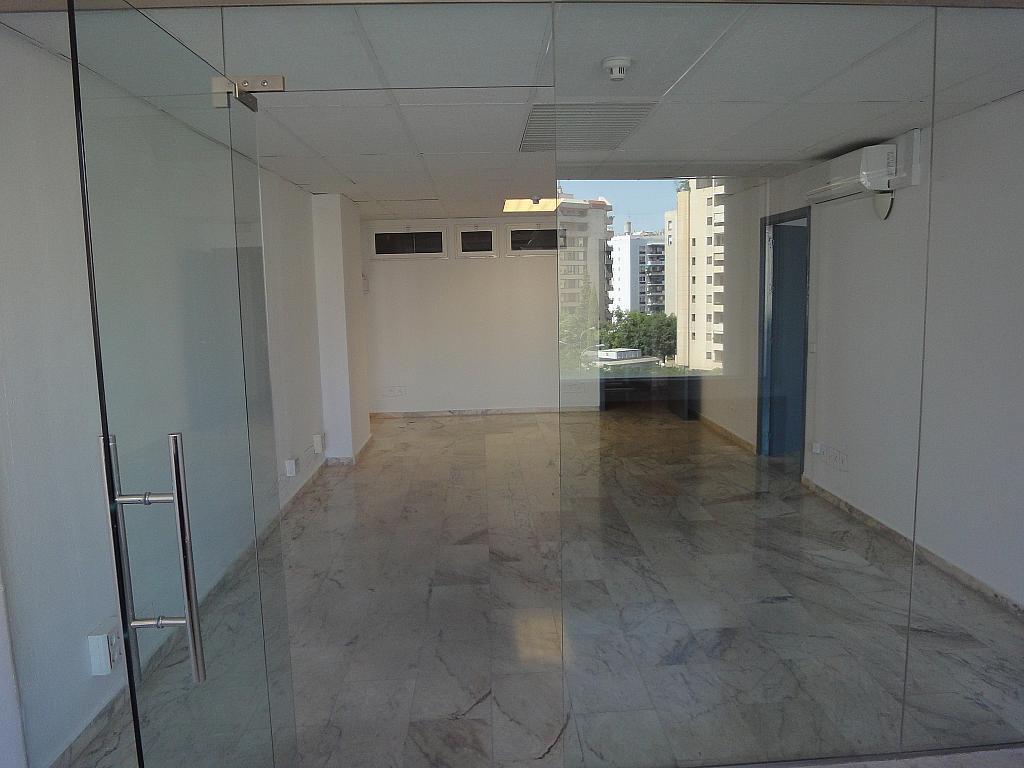 Detalles - Oficina en alquiler en Nervión en Sevilla - 296580241