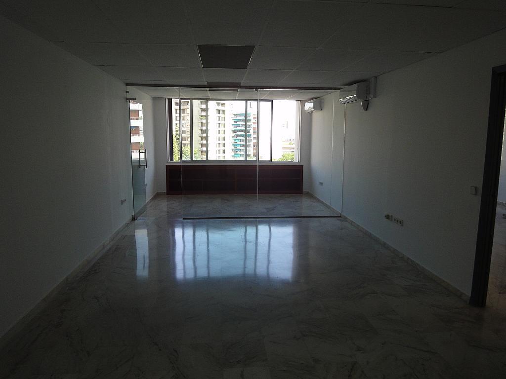 Detalles - Oficina en alquiler en Nervión en Sevilla - 296580253