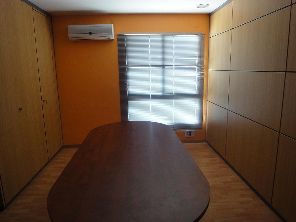 Detalles - Oficina en alquiler en Museo en Sevilla - 312542303