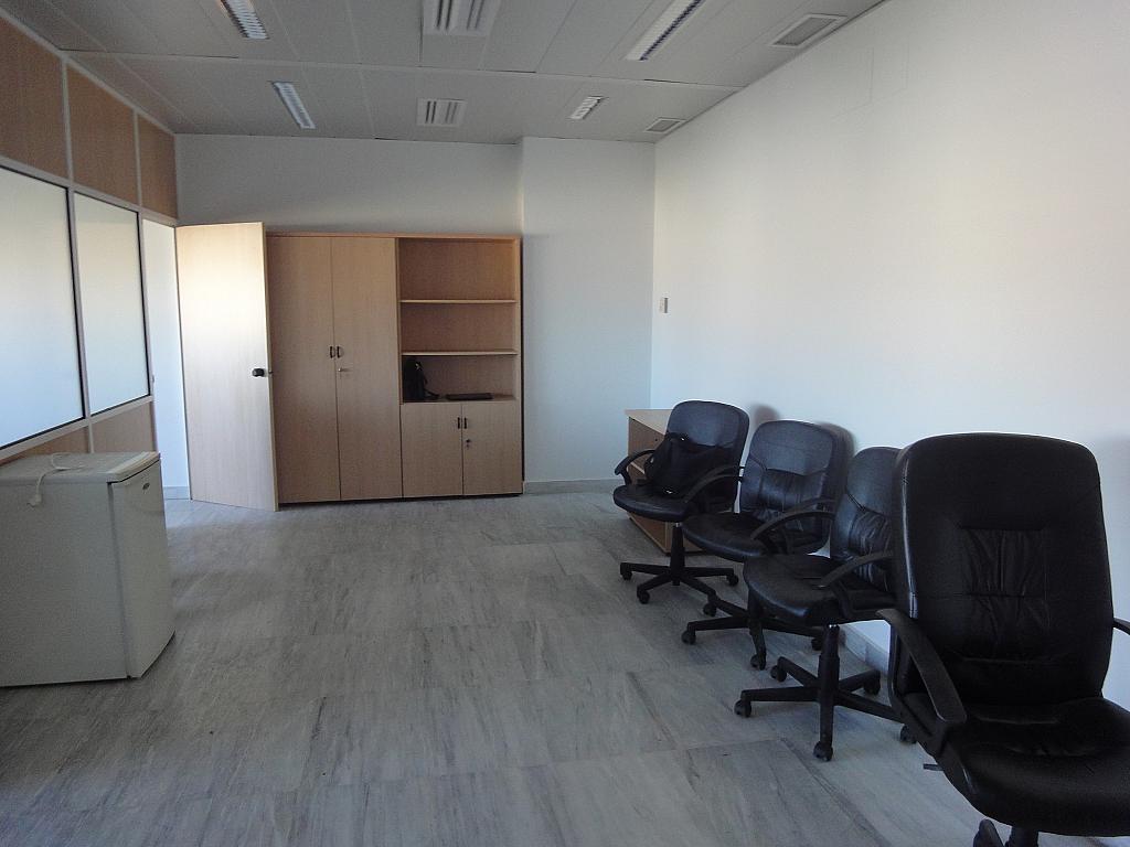 Detalles - Oficina en alquiler en Nervión en Sevilla - 315272557
