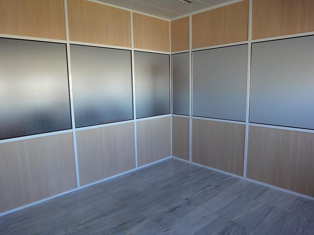 Detalles - Oficina en alquiler en Nervión en Sevilla - 315272582
