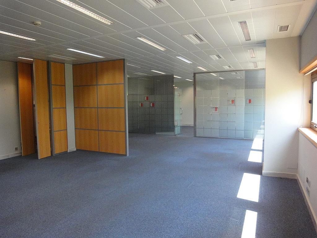 Detalles - Oficina en alquiler en Nervión en Sevilla - 315273349