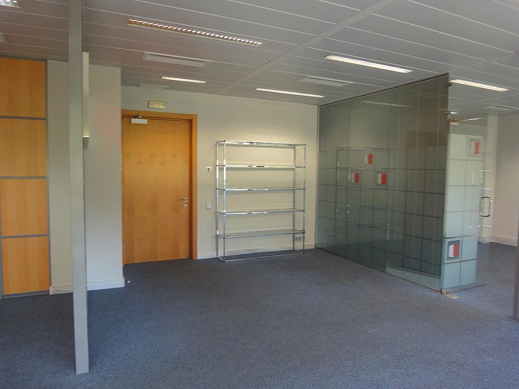 Detalles - Oficina en alquiler en Nervión en Sevilla - 315273354