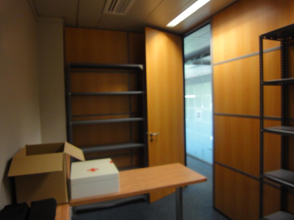 Detalles - Oficina en alquiler en Nervión en Sevilla - 315273490