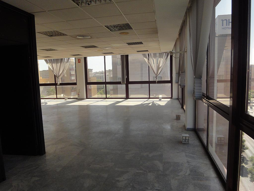 Detalles - Oficina en alquiler en Nervión en Sevilla - 315283479