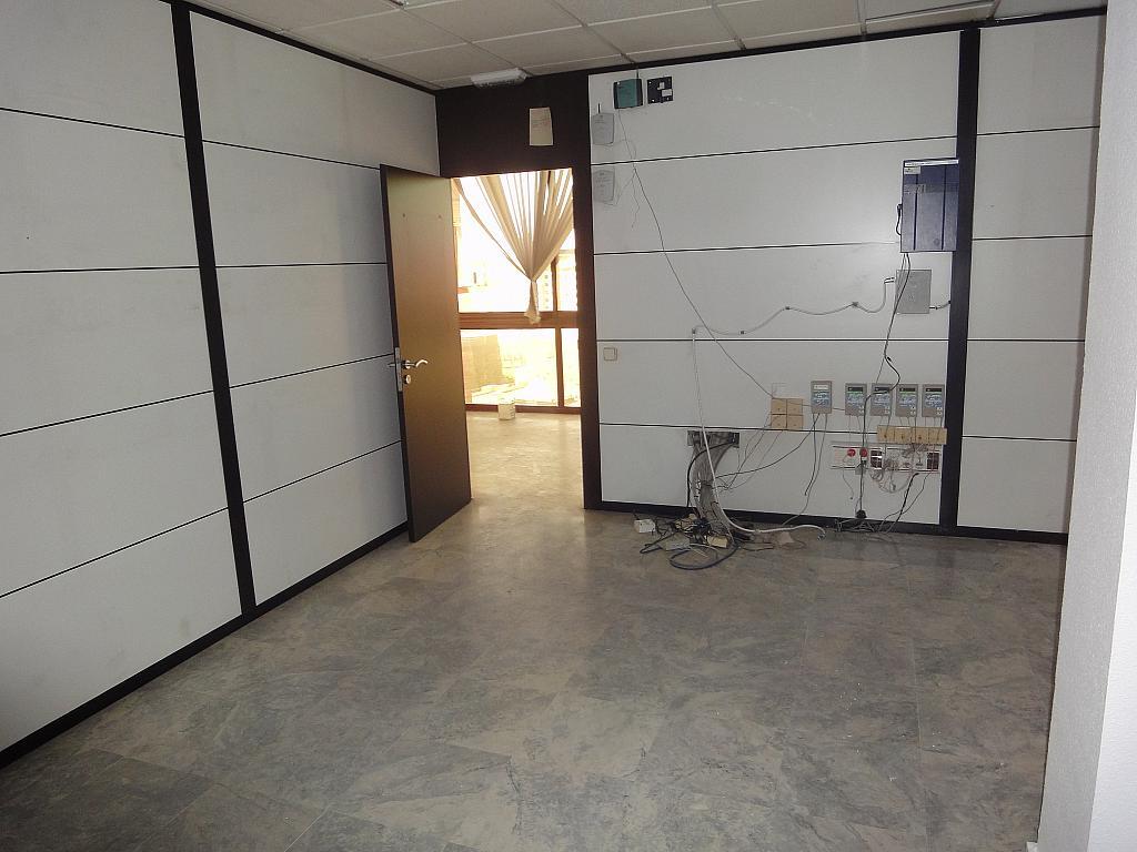 Detalles - Oficina en alquiler en Nervión en Sevilla - 315283579