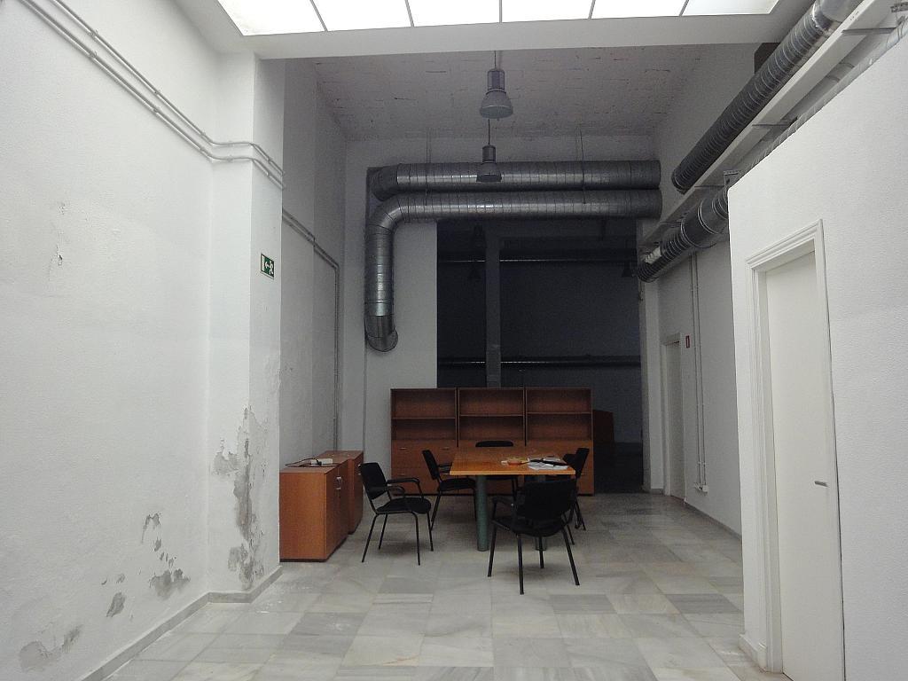 Detalles - Oficina en alquiler en El Porvenir en Sevilla - 328076735