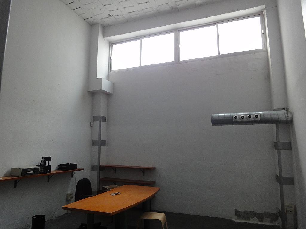 Detalles - Oficina en alquiler en El Porvenir en Sevilla - 328076976