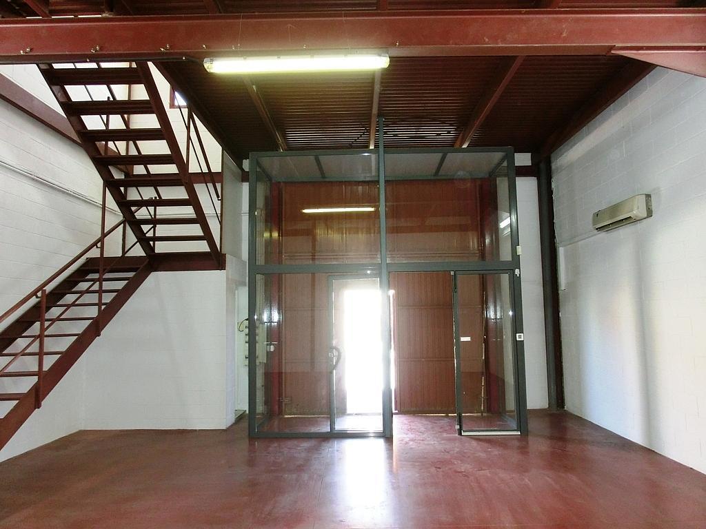 Detalles - Nave en alquiler en Montequinto en Dos Hermanas - 329110849