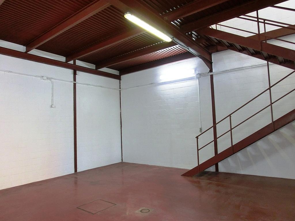 Detalles - Nave en alquiler en Montequinto en Dos Hermanas - 329110850