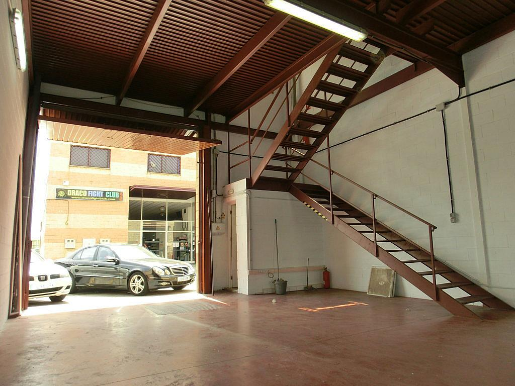 Detalles - Nave en alquiler en Montequinto en Dos Hermanas - 329110950