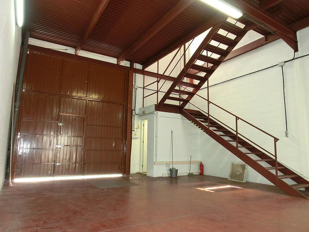 Detalles - Nave en alquiler en Montequinto en Dos Hermanas - 329110951