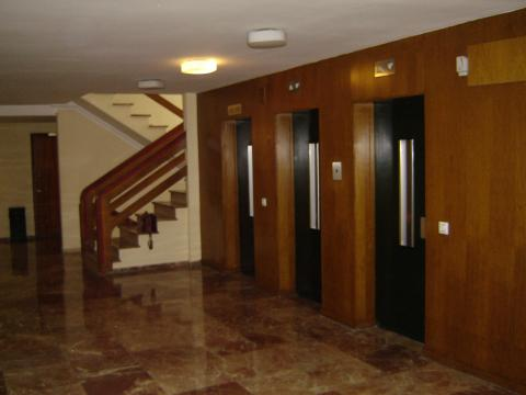 Vestíbulo - Oficina en alquiler en Arenal en Sevilla - 15204319