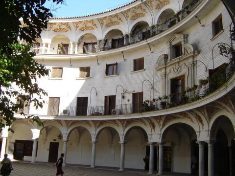 Vistas - Oficina en alquiler en Arenal en Sevilla - 15204329