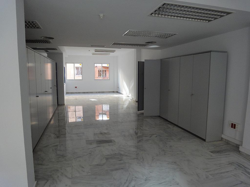 Detalles - Oficina en alquiler en Nervión en Sevilla - 124974940