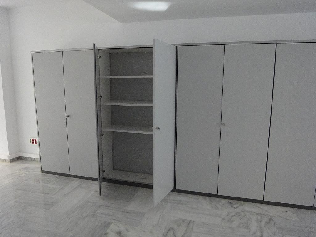 Detalles - Oficina en alquiler en Nervión en Sevilla - 124974966