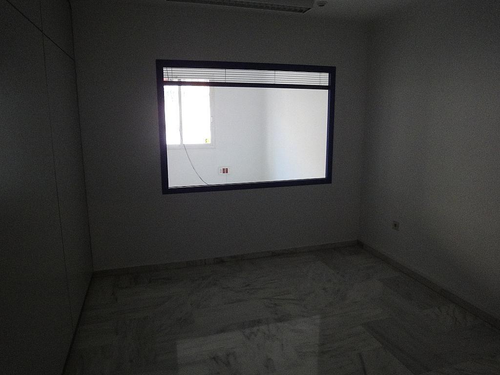 Detalles - Oficina en alquiler en Nervión en Sevilla - 124974998