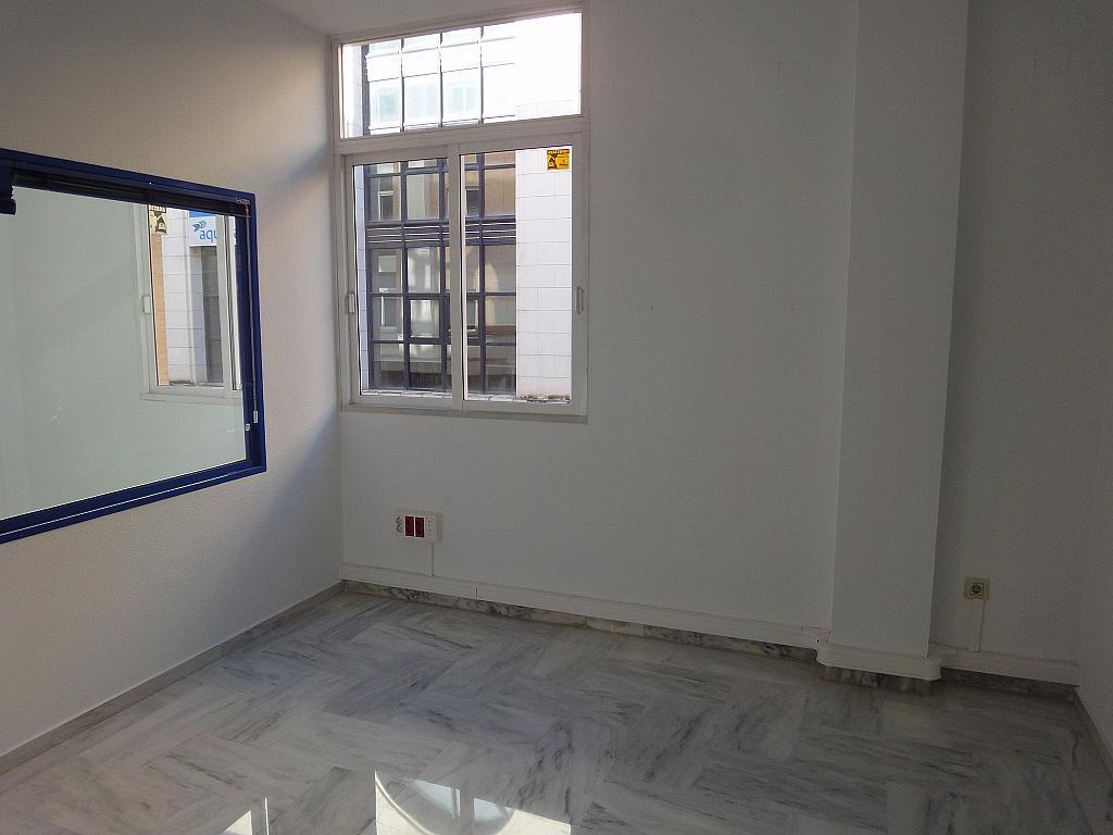 Detalles - Oficina en alquiler en Nervión en Sevilla - 124975009