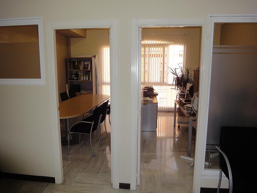 Detalles - Oficina en alquiler en Nervión en Sevilla - 220976376