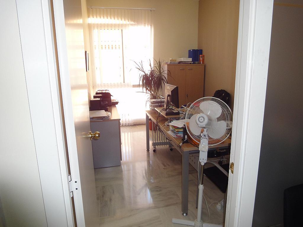 Detalles - Oficina en alquiler en Nervión en Sevilla - 220976405