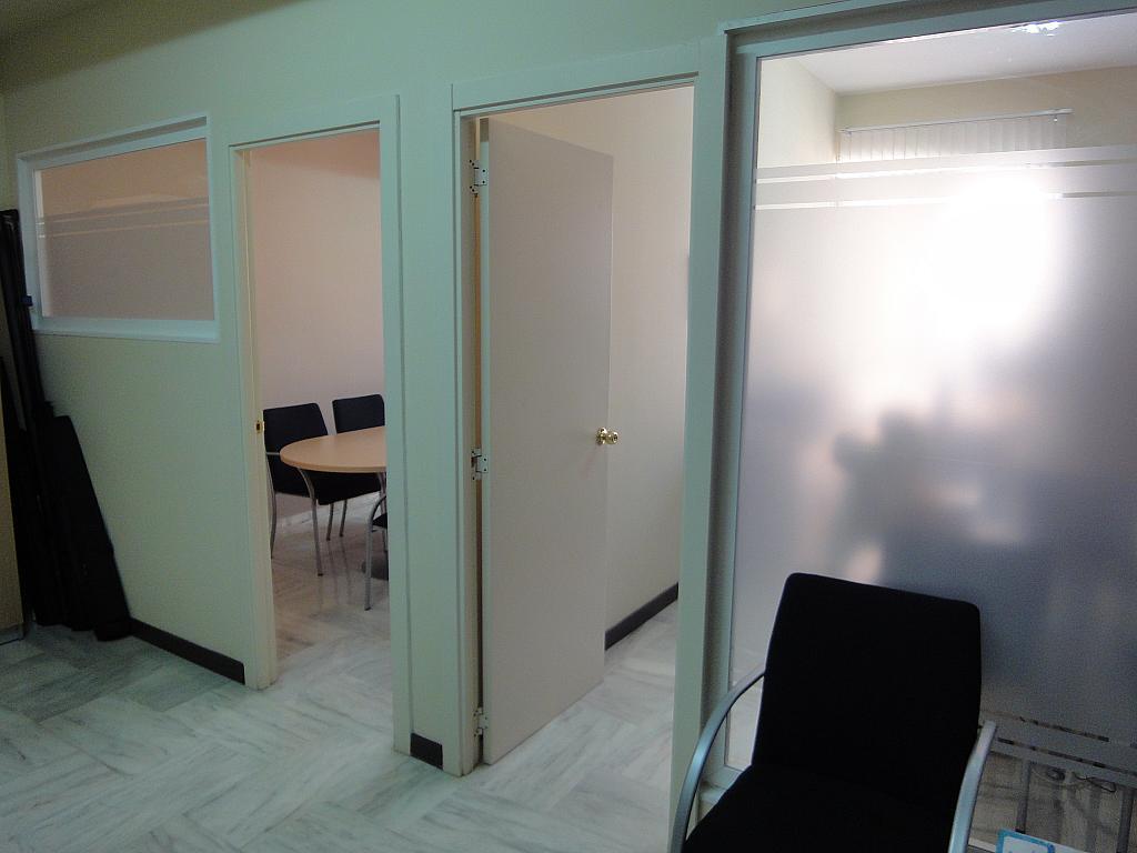 Detalles - Oficina en alquiler en Nervión en Sevilla - 220976424