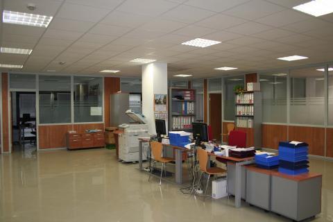 Detalles - Oficina en alquiler en Triana en Sevilla - 25701407