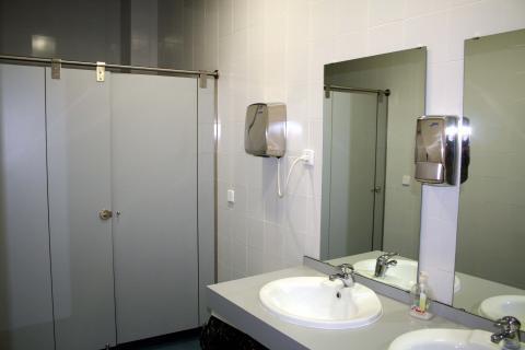Baño - Oficina en alquiler en Triana en Sevilla - 25701411