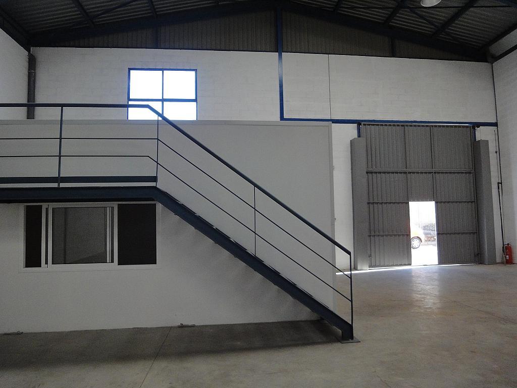 Detalles - Nave industrial en alquiler en Camas - 216808803