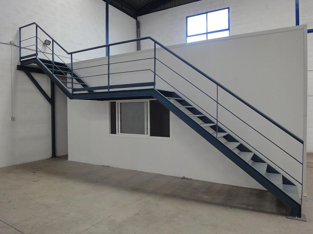 Despacho - Nave industrial en alquiler en Camas - 216808814