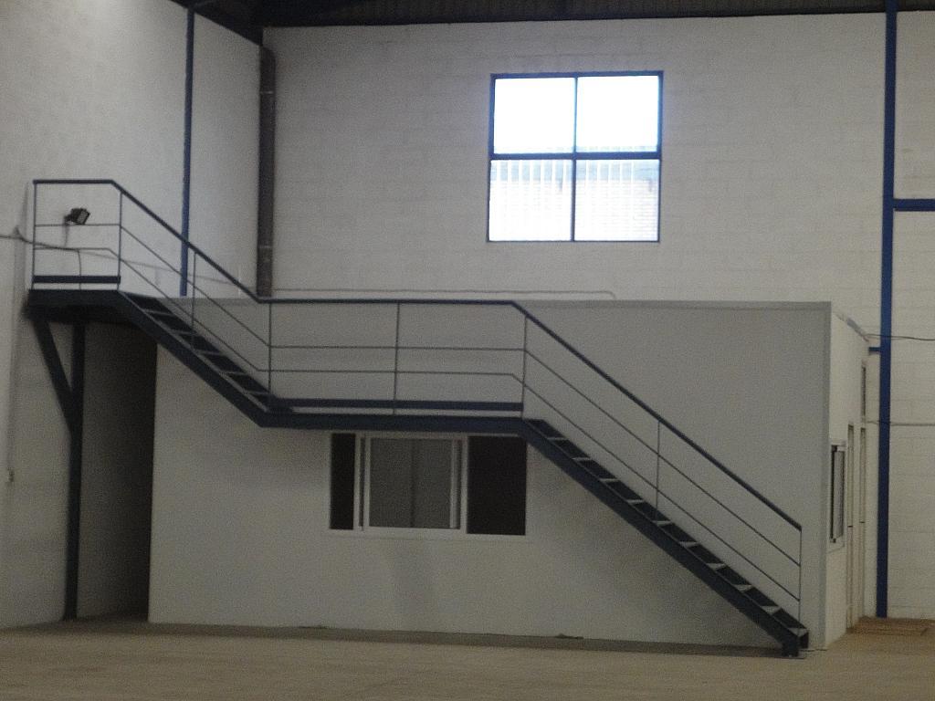 Detalles - Nave industrial en alquiler en Camas - 216808818