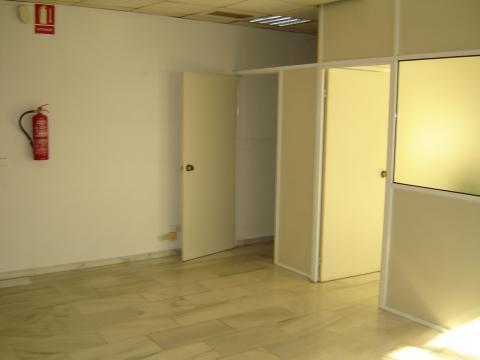 Detalles - Oficina en alquiler en Nervión en Sevilla - 30118684